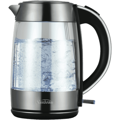 Sunbeam - Maestro Dual Wall Glass Kettle